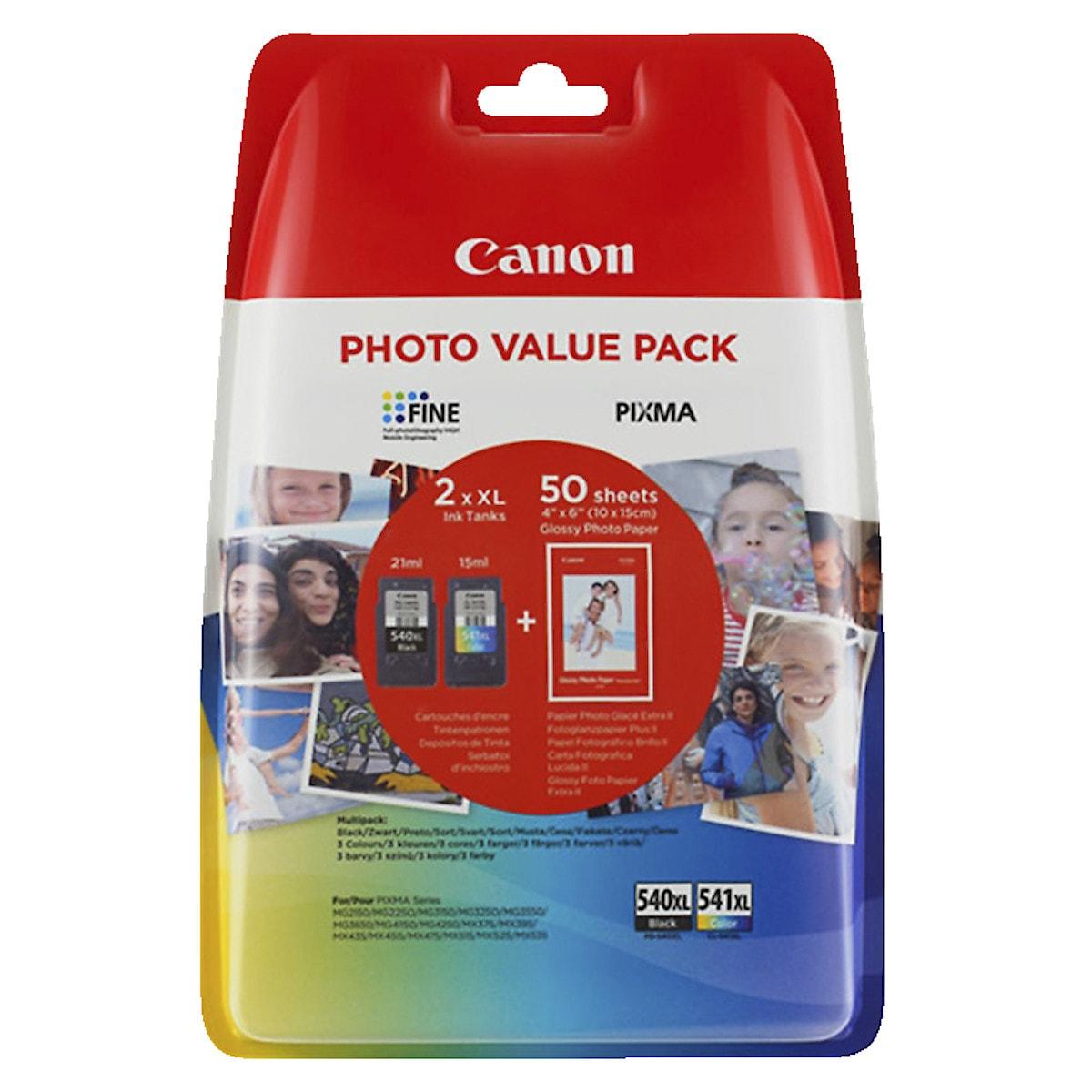 Bläckpatron Canon PG-540 / CL-541