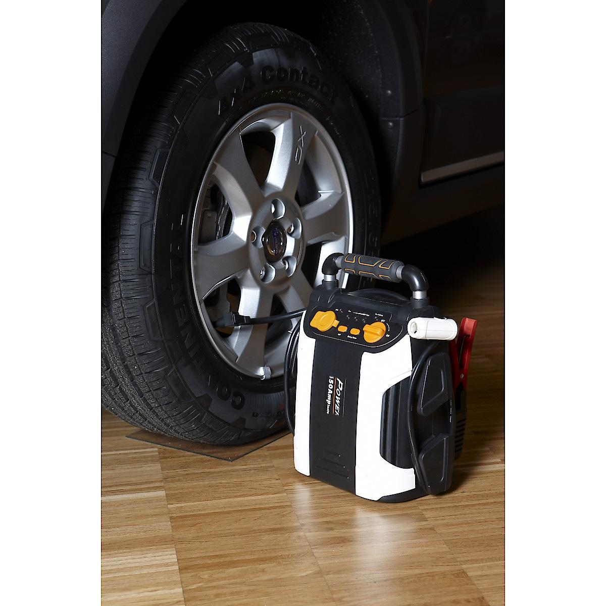 Starthilfe für Auto Cotech