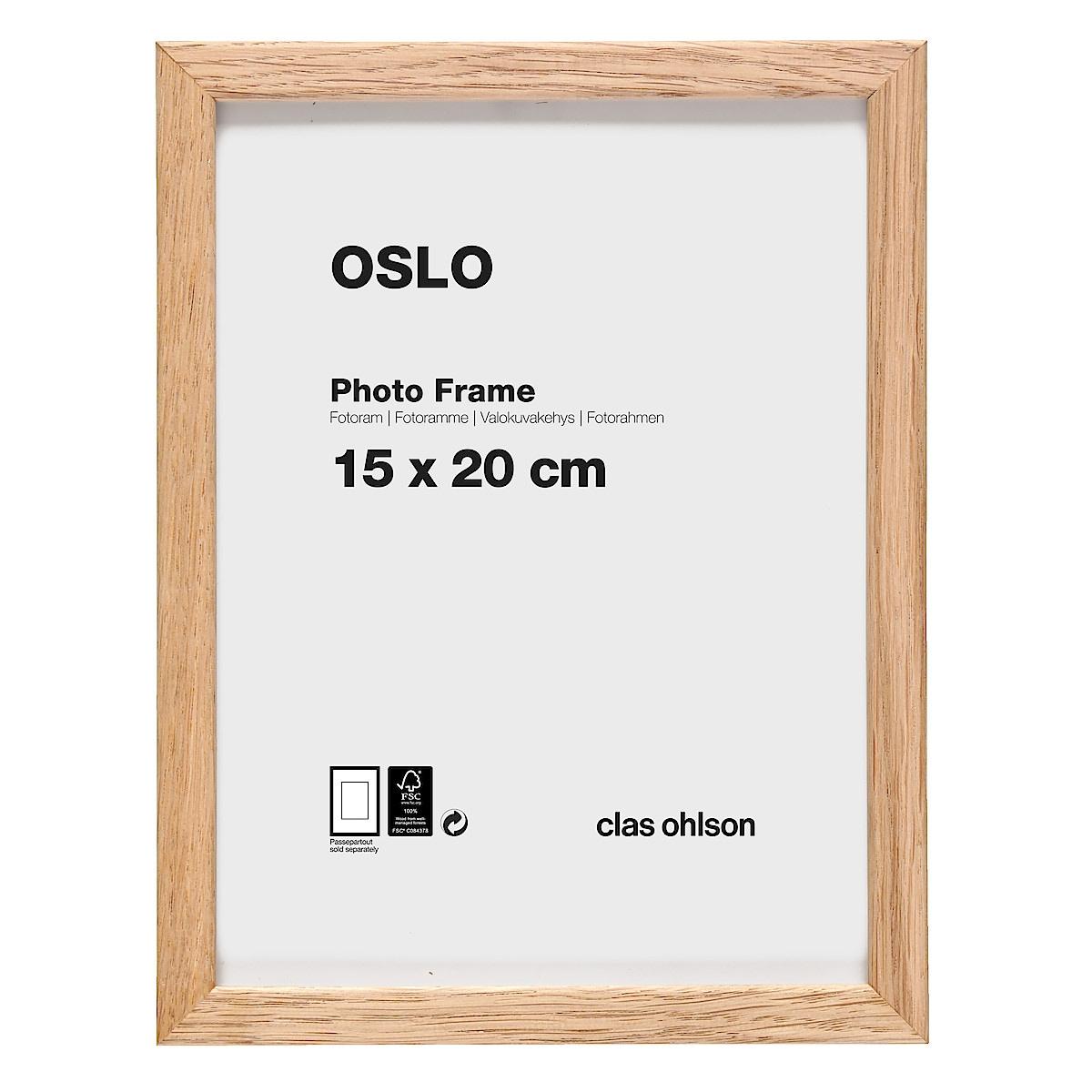 Fotoram Oslo, ek