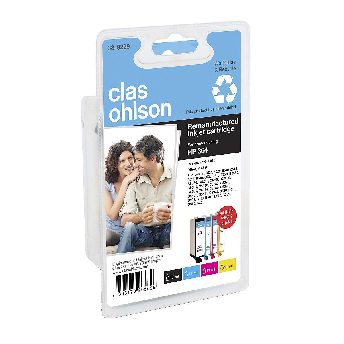 Bläckpatron HP 364 Clas Ohlson