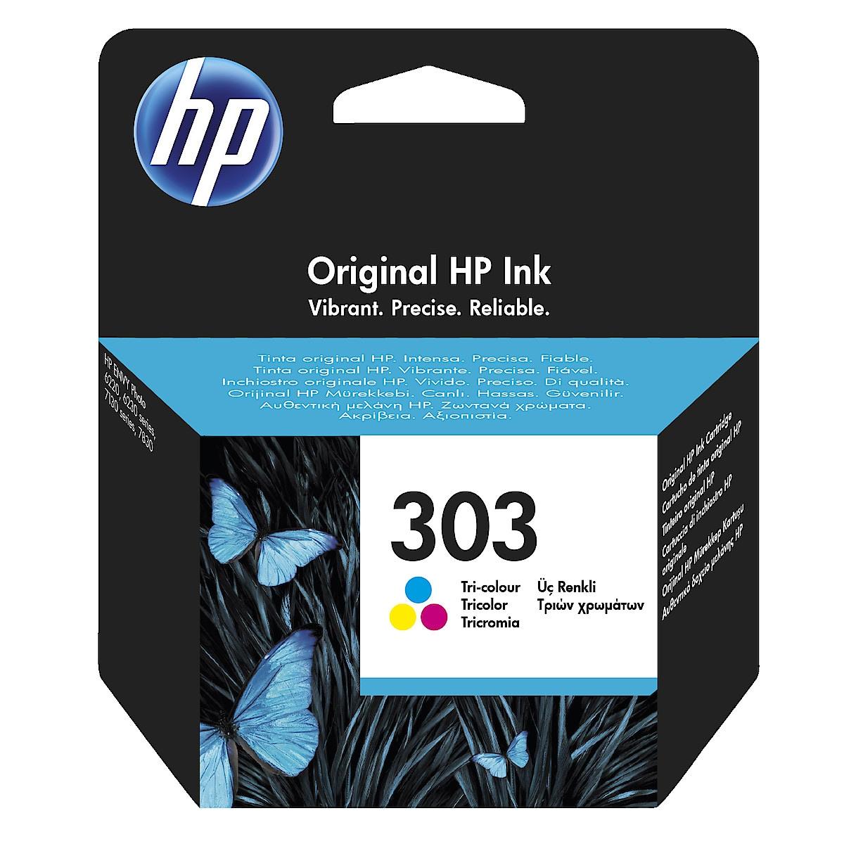 Bläckpatron HP 303