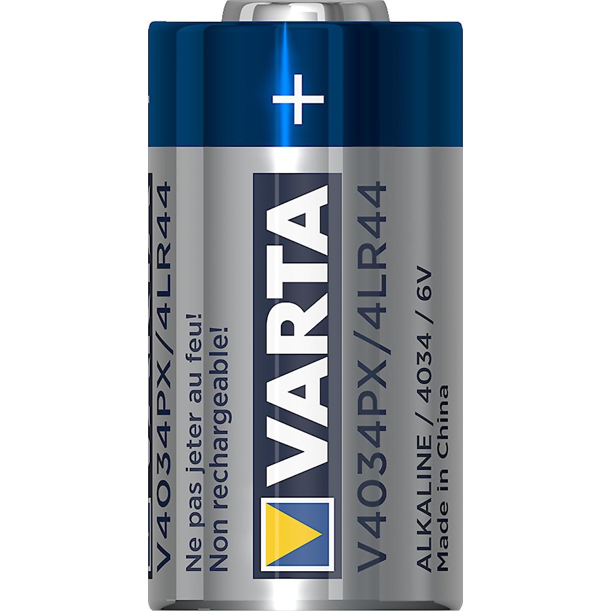 Alkaliskt batteri Varta V4034