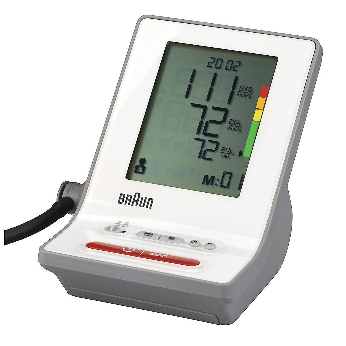 Braun BP 6000 Exact Fit 3 blodtrykksmåler