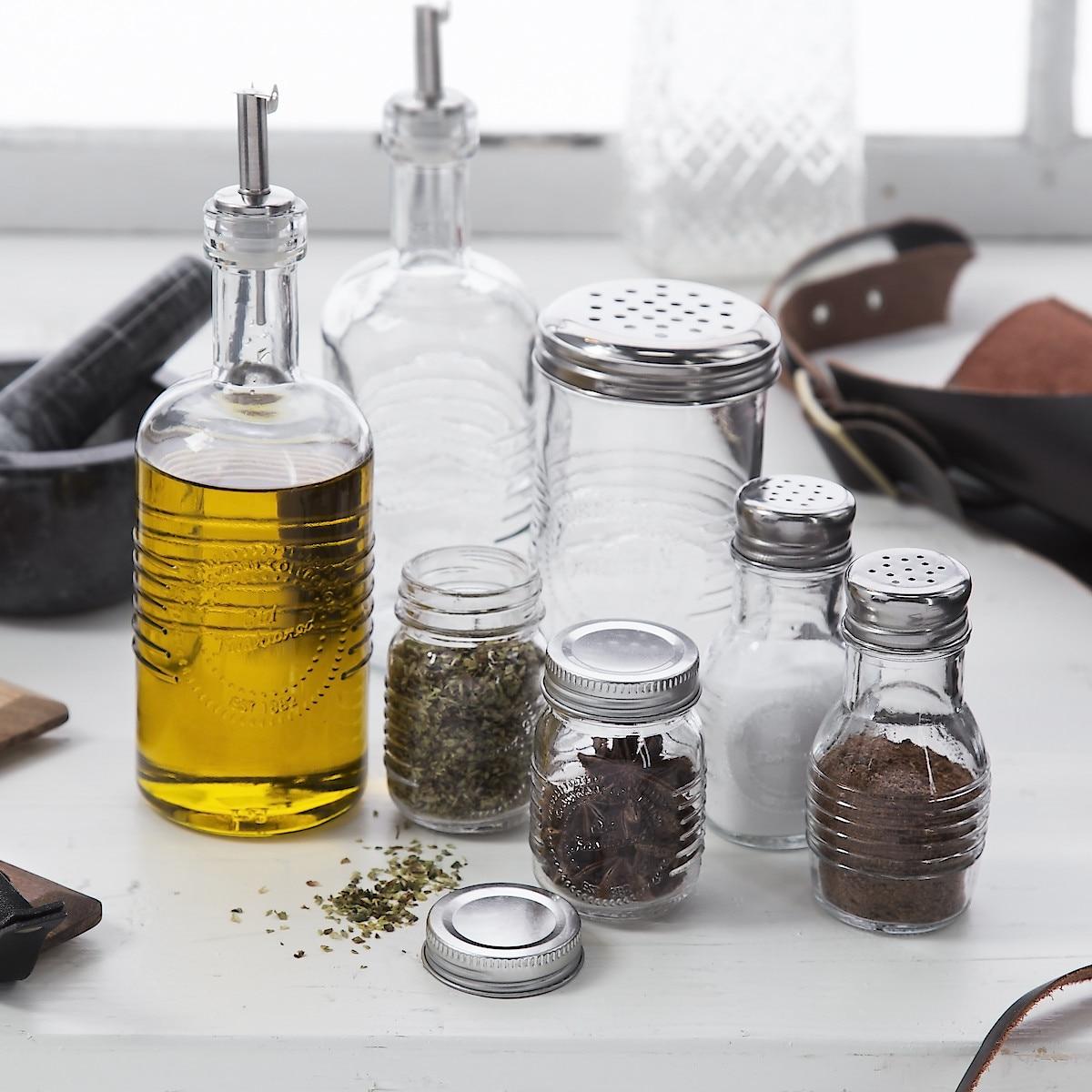 Olje- och kryddset Old-Fashioned, 7 delar