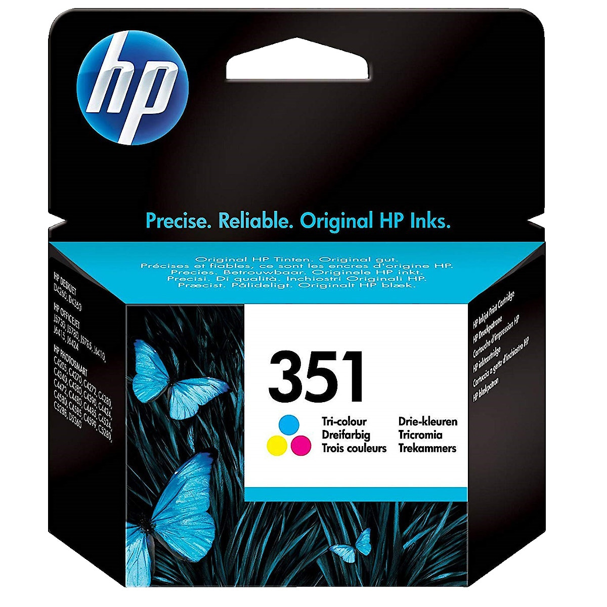 Bläckpatron HP 350 / 351