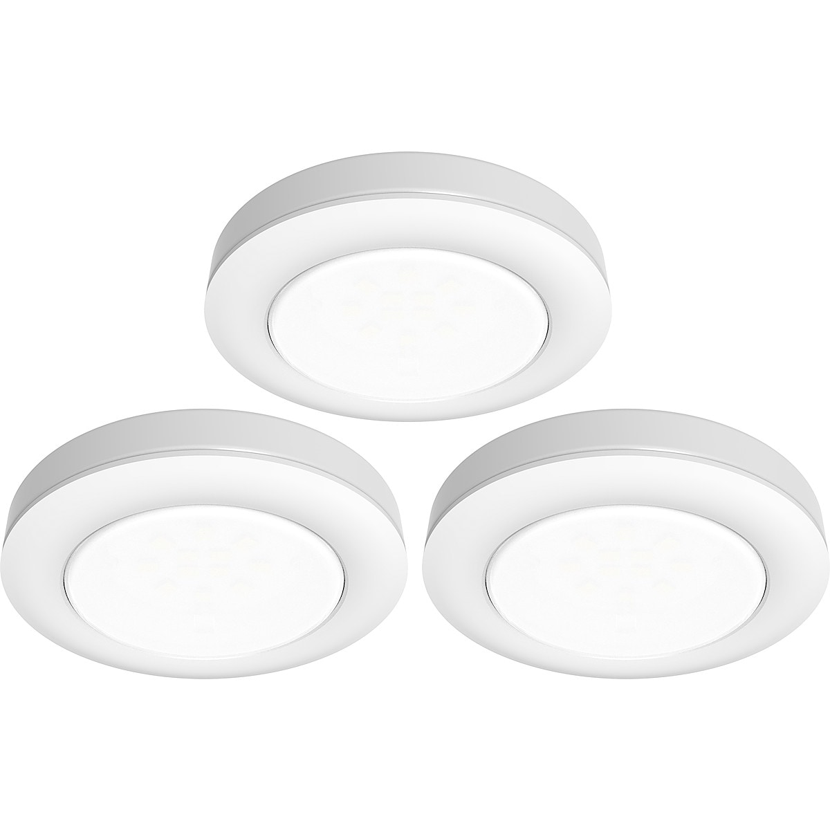 Downlight LED 3-pack, Cotech