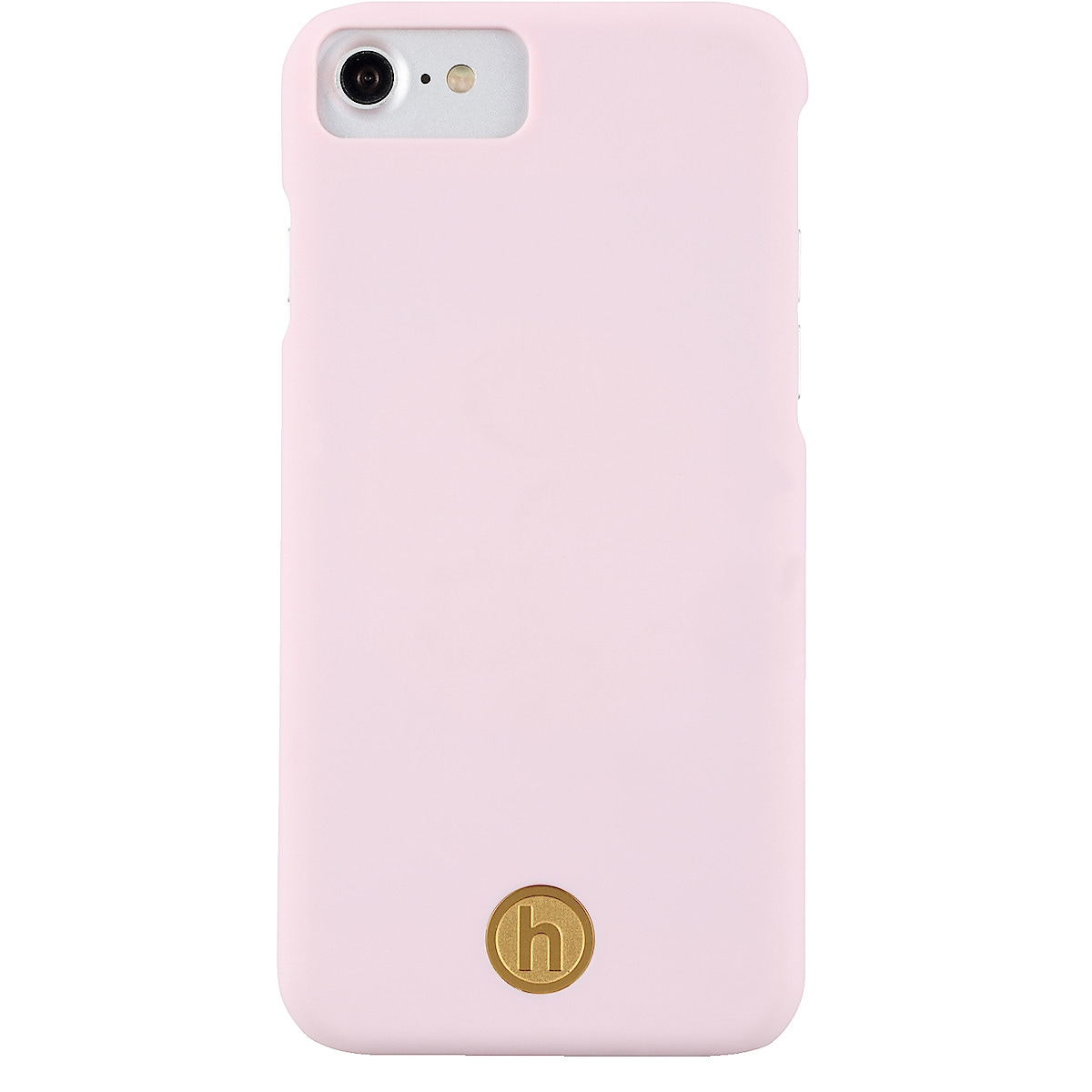 Cover für iPhone 8, Holdit Paris Bubble Pink Silk