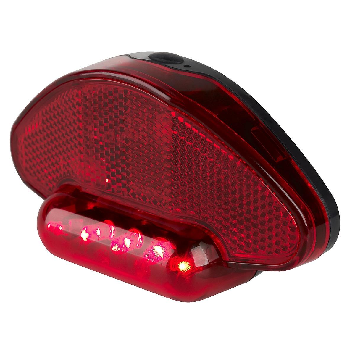 Asaklitt LED sykkellys