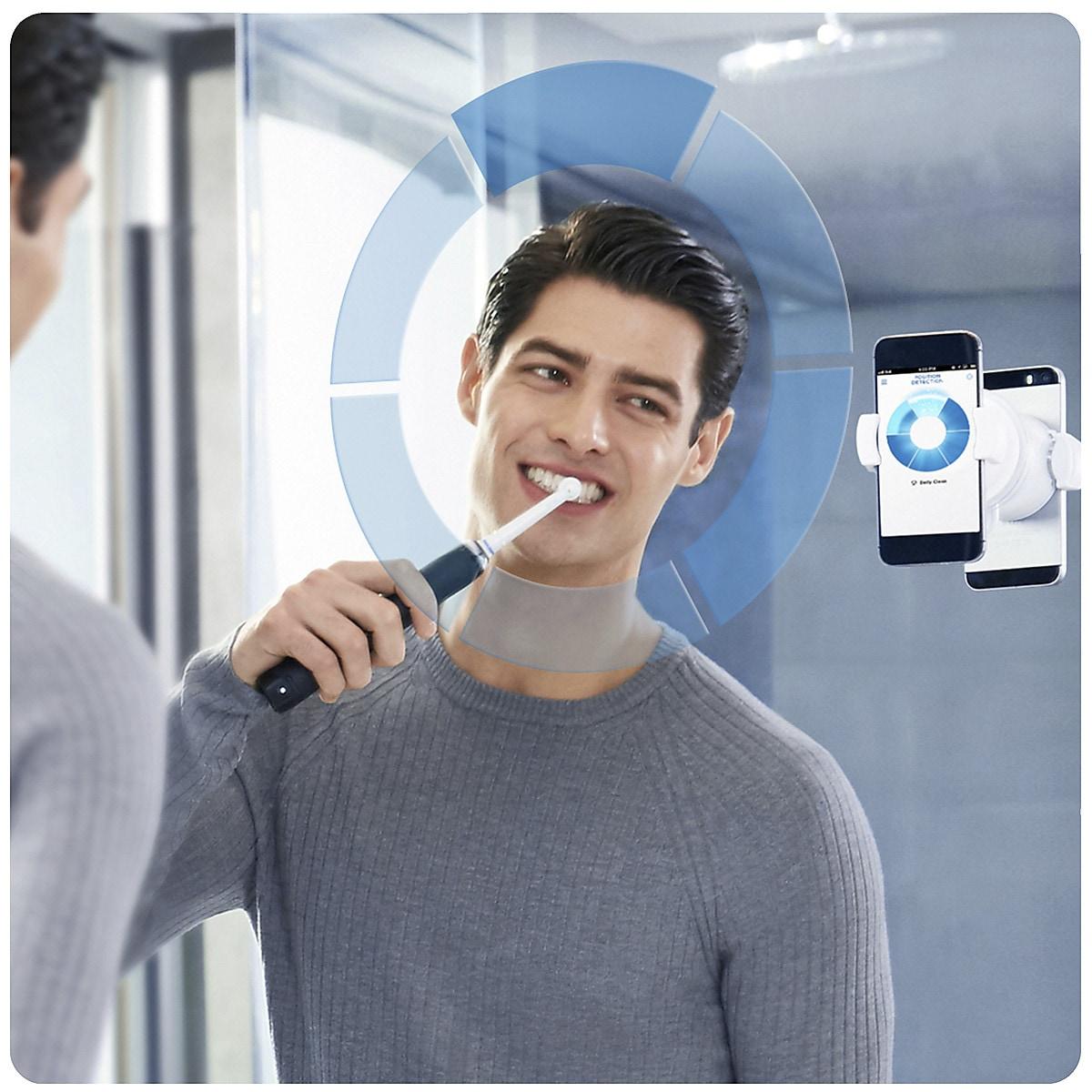 Elektrische Zahnbürste Oral-B Genius 9100s Black