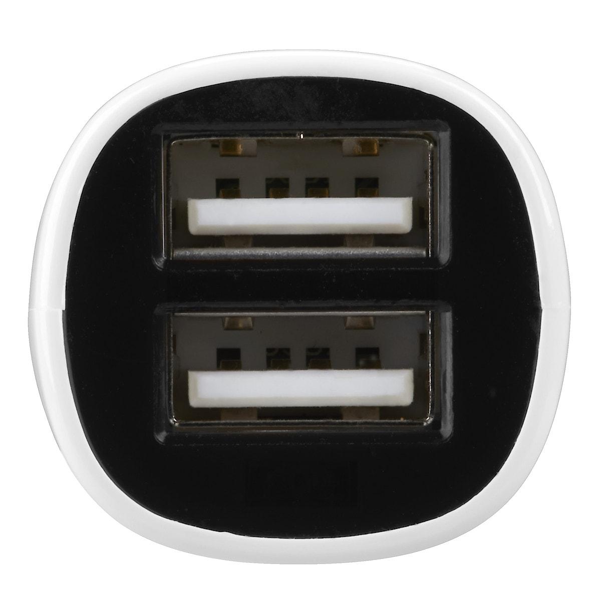 USB-laddare 12/24 V Exibel