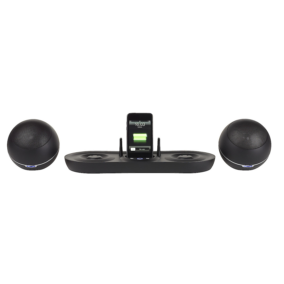 Wireless iPod Speakers