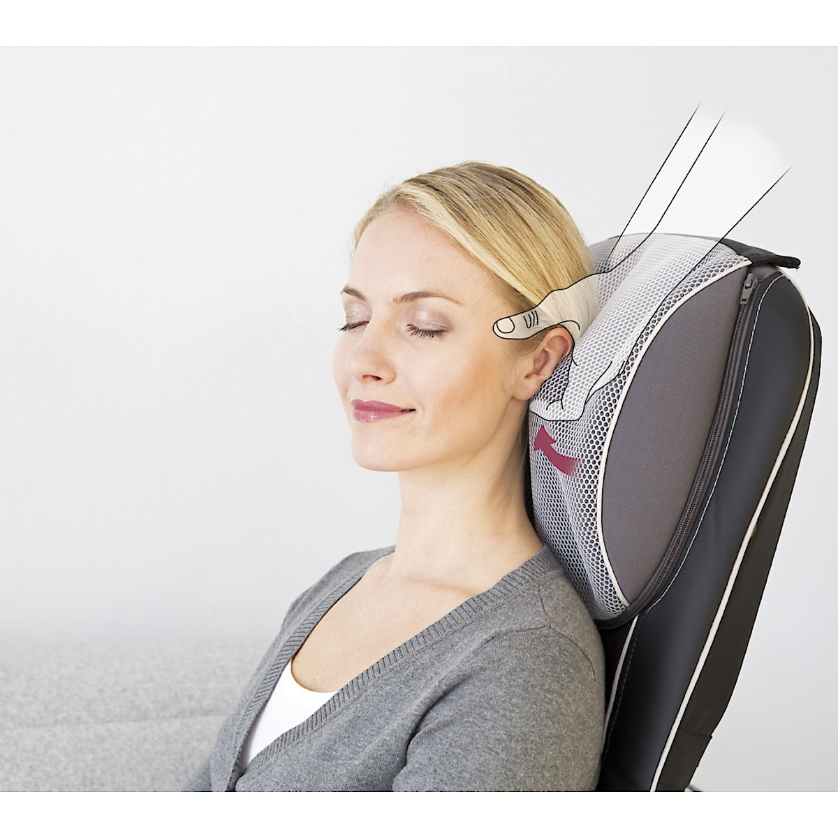 Massagesäte Shiatsu Beurer MG 295