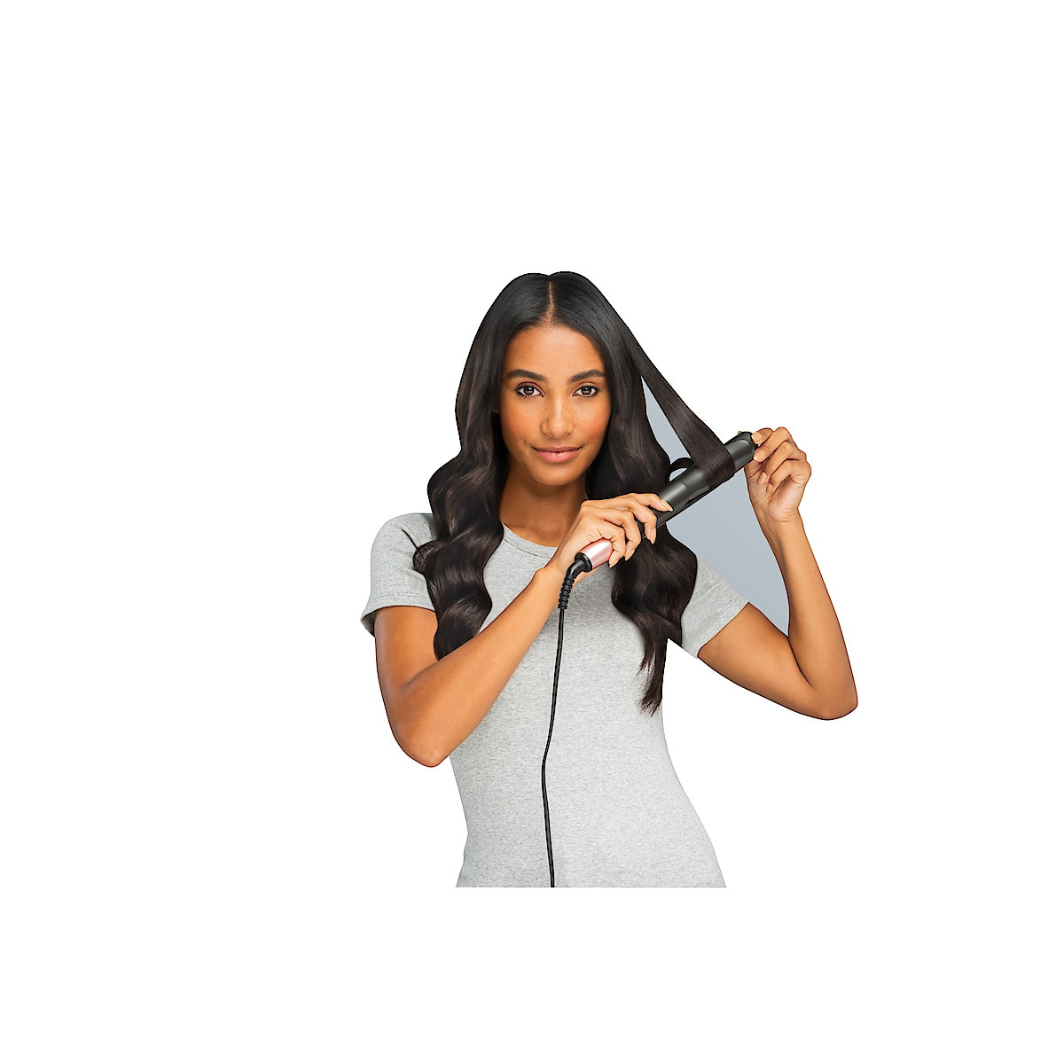 Platt- & locktång Remington Curl & Straight Confidence, S6606