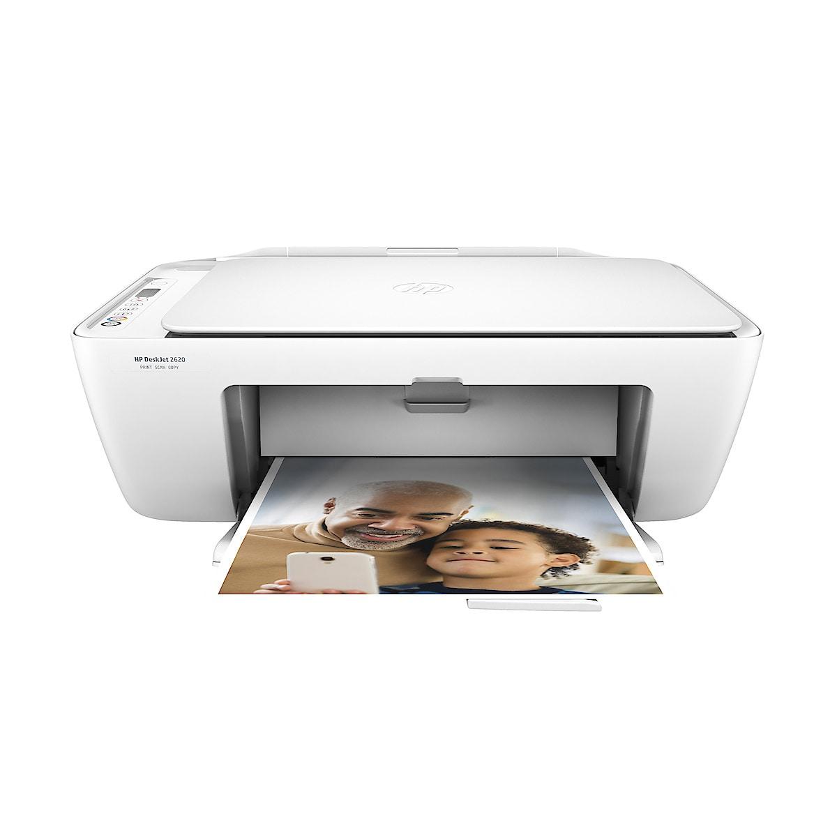 HP DeskJet 2620 AiO skrivare