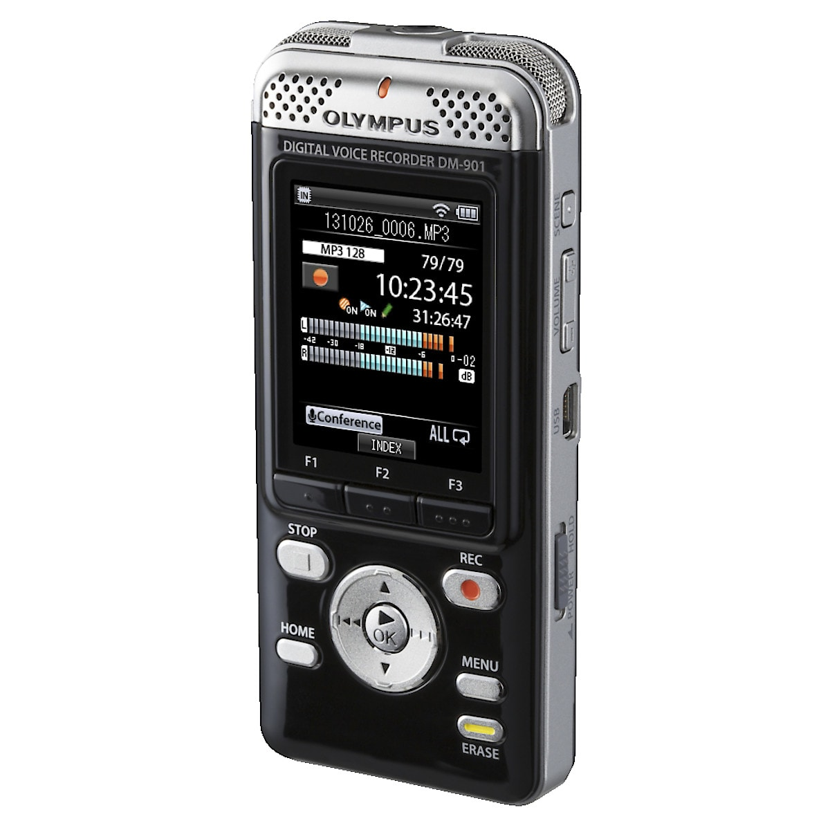 Digital diktafon Olympus DM-901