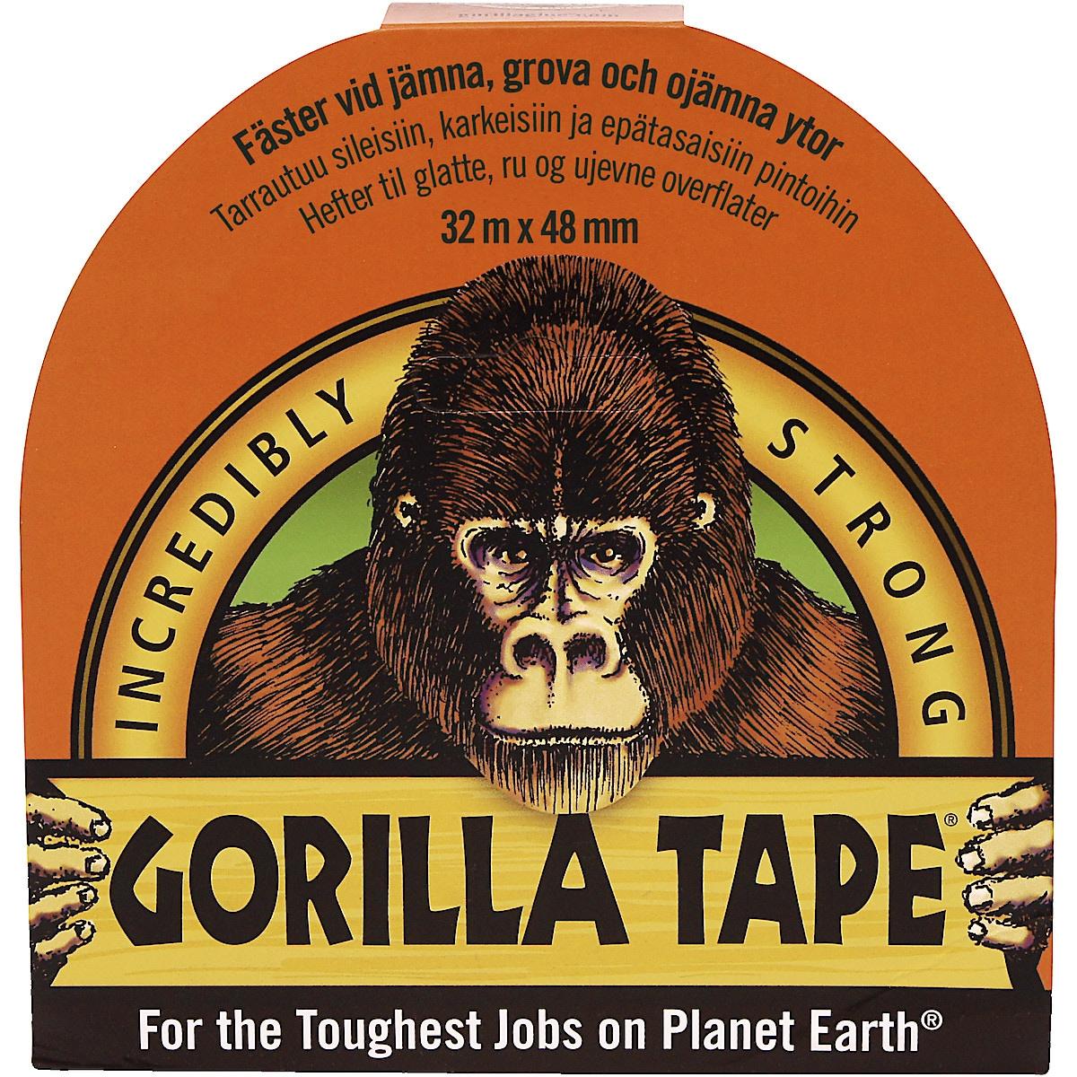 Ilmastointiteippi Gorilla