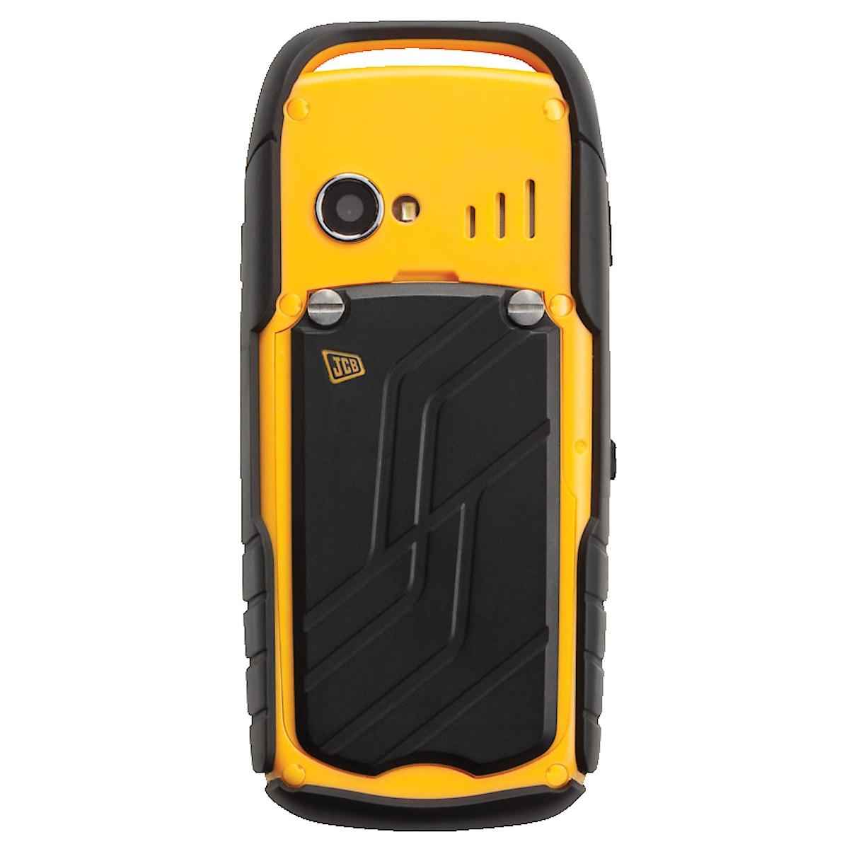 JCB Toughphone Sitemaster2 mobiltelefon