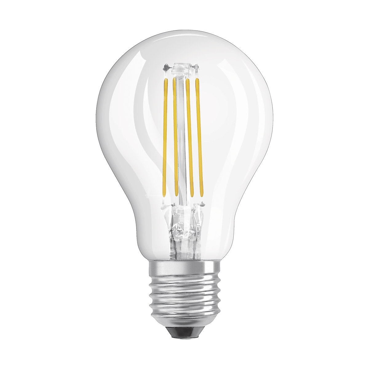 Klotlampa LED Star Classic kallvit E27 Osram
