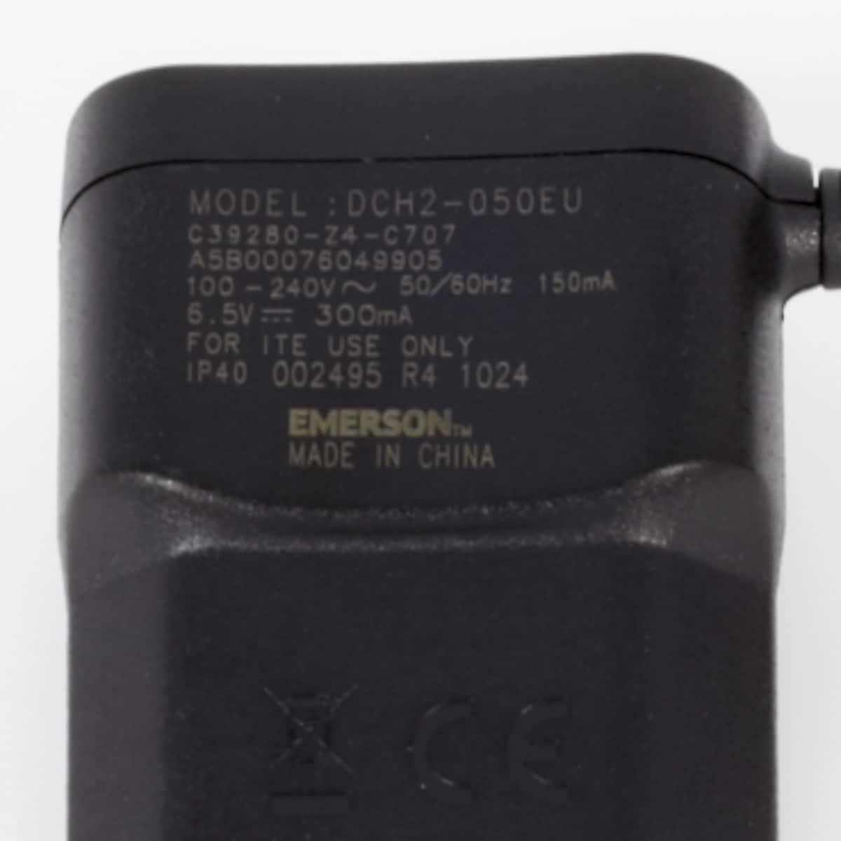 Virtalähde 6,5 V/300 mA