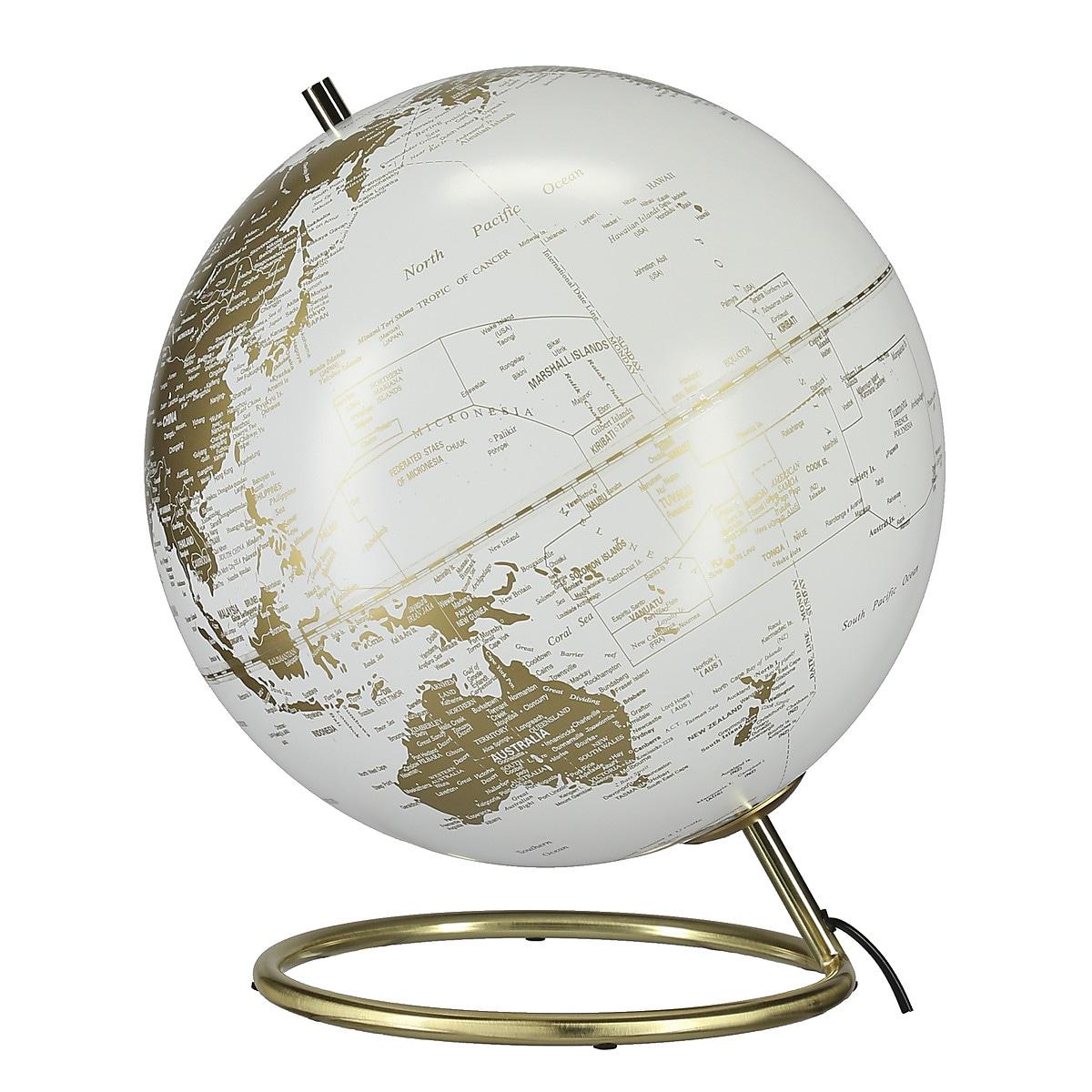 Globus mit Beleuchtung Northlight