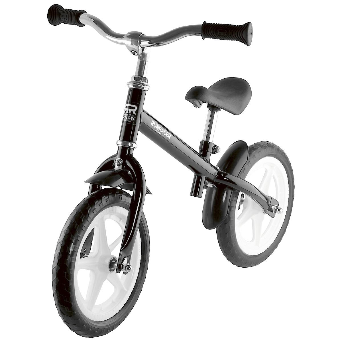 Balanscykel Stiga Runracer Black