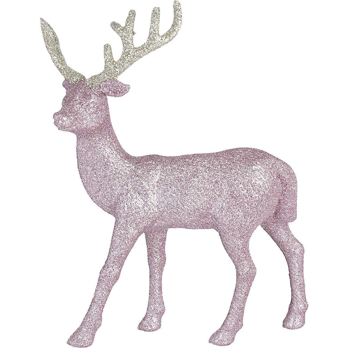 Dekofigur Rentier 30 cm