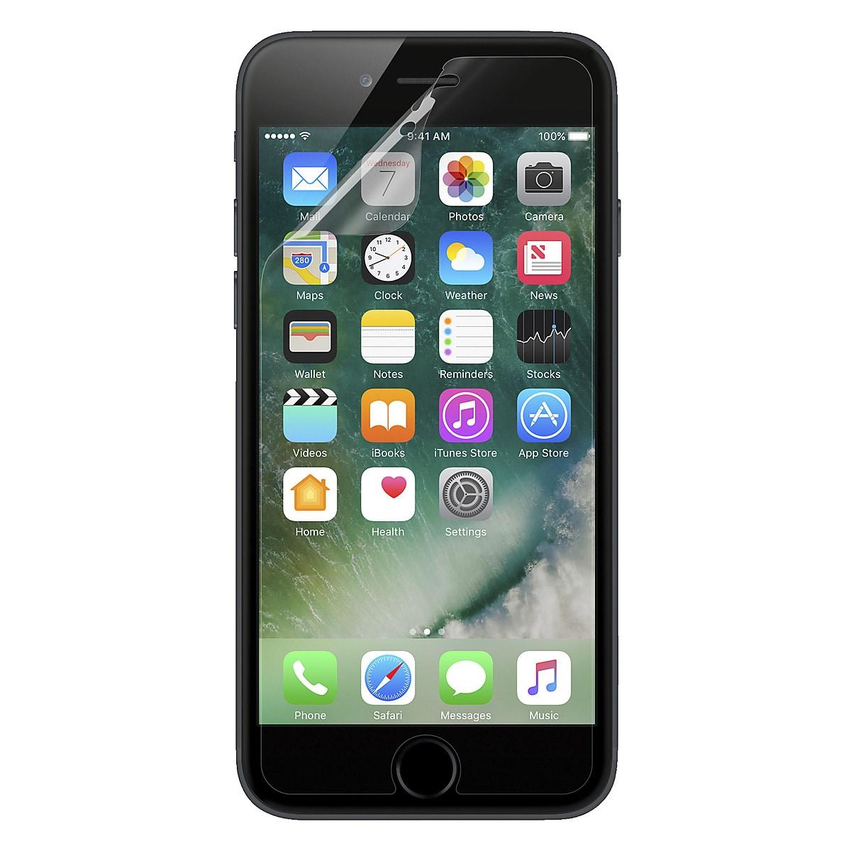 Skärmskydd för iPhone 7 Plus Belkin TrueClear
