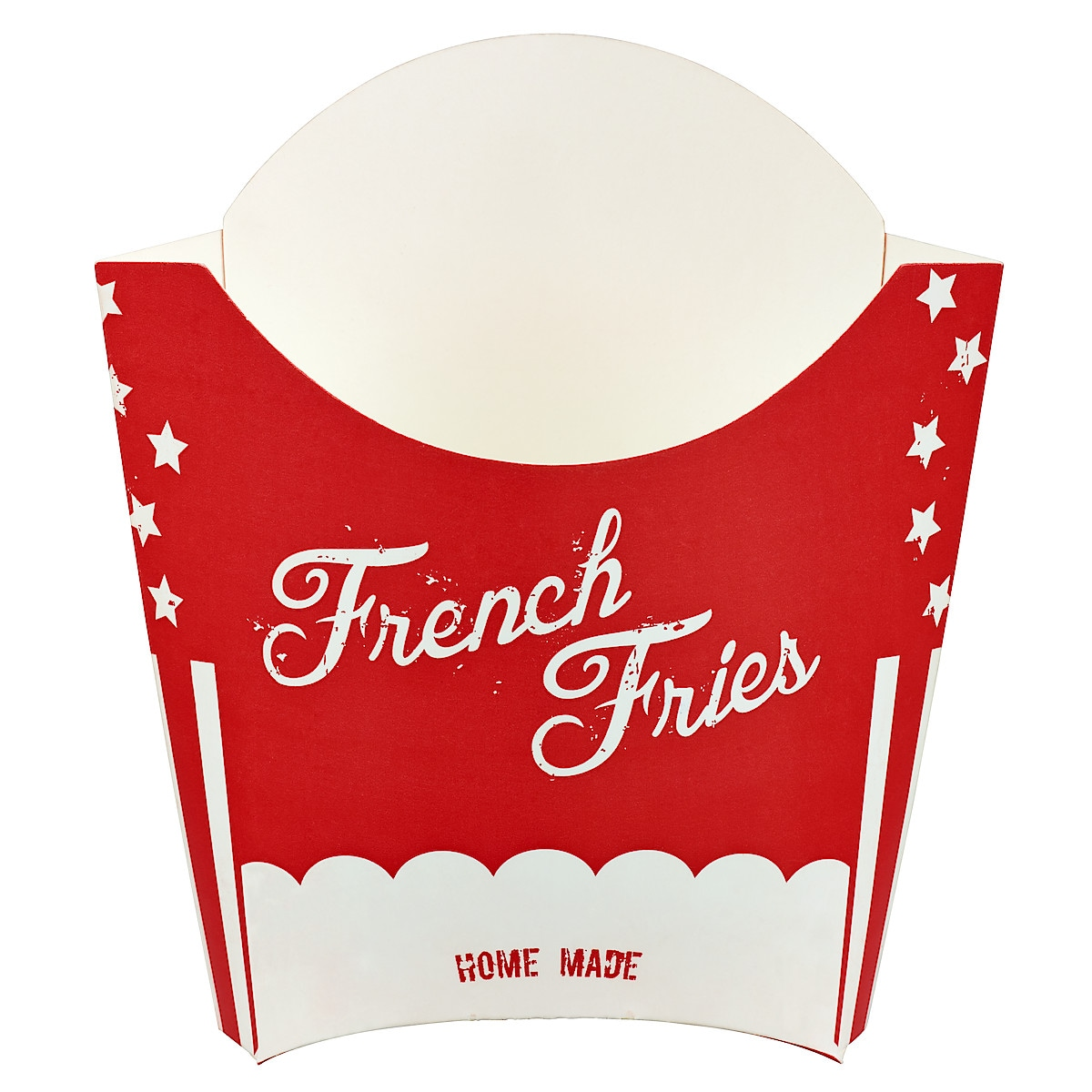 Take Away Fries Container
