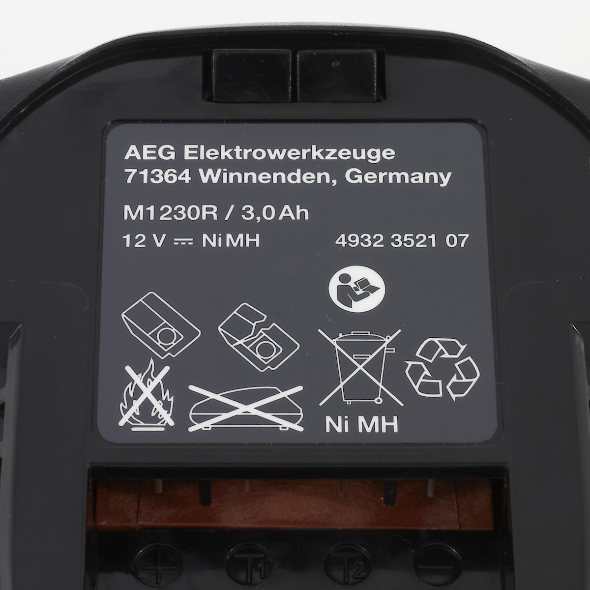 Akku AEG 12V