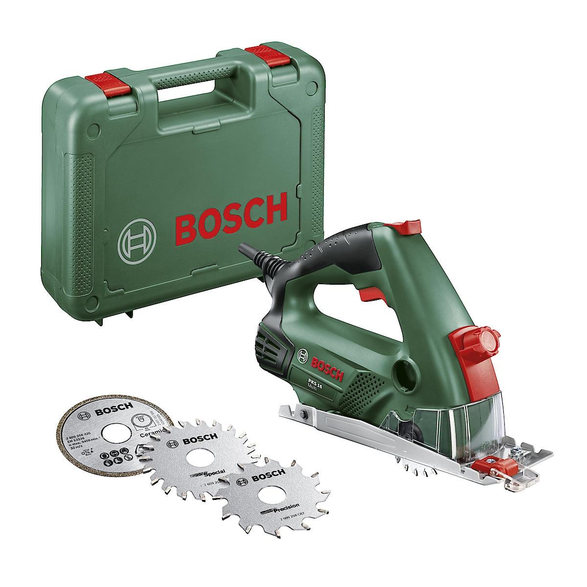 Multisåg Bosch PKS 16