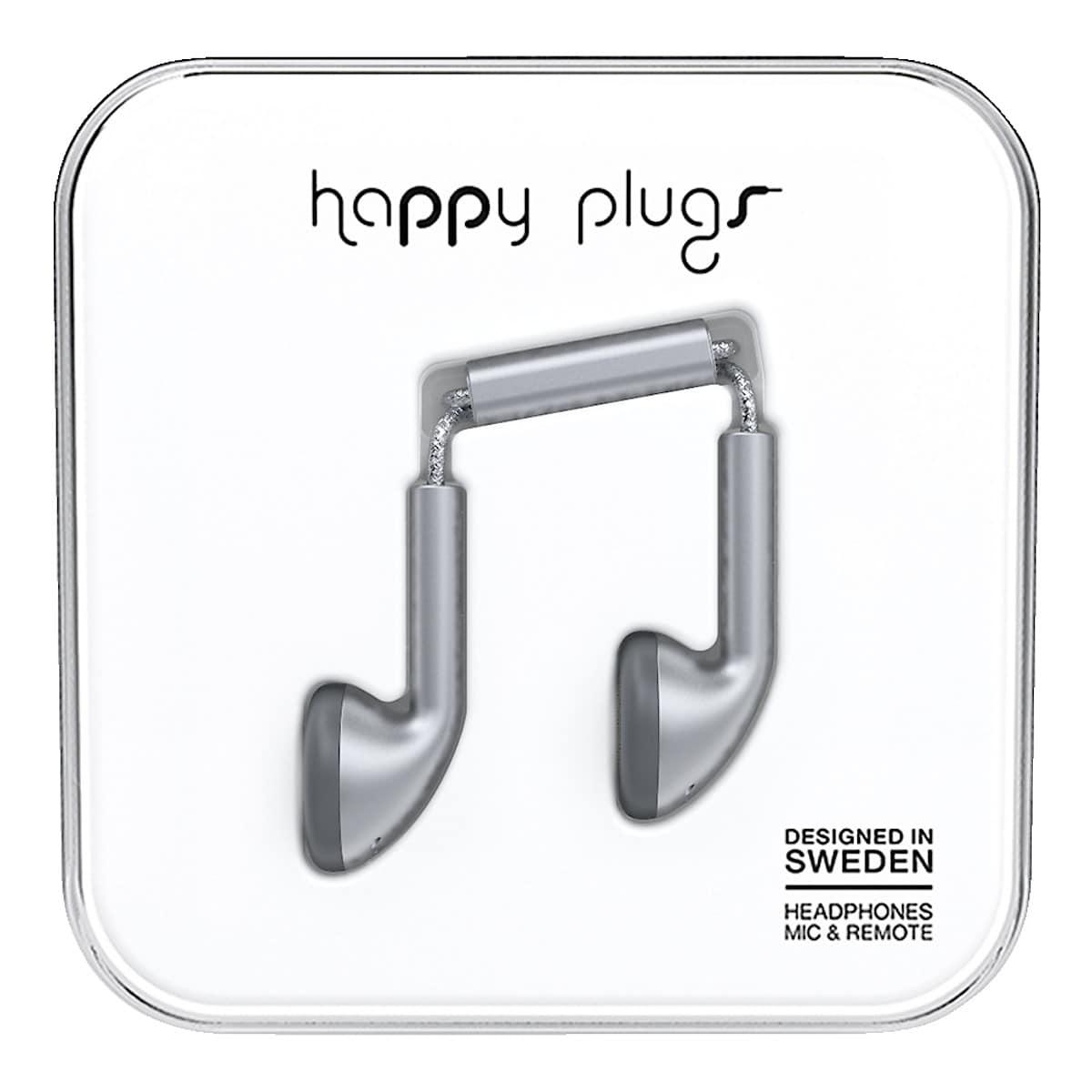 Kuulokkeet Happy Plugs Earbud Deluxe Edt