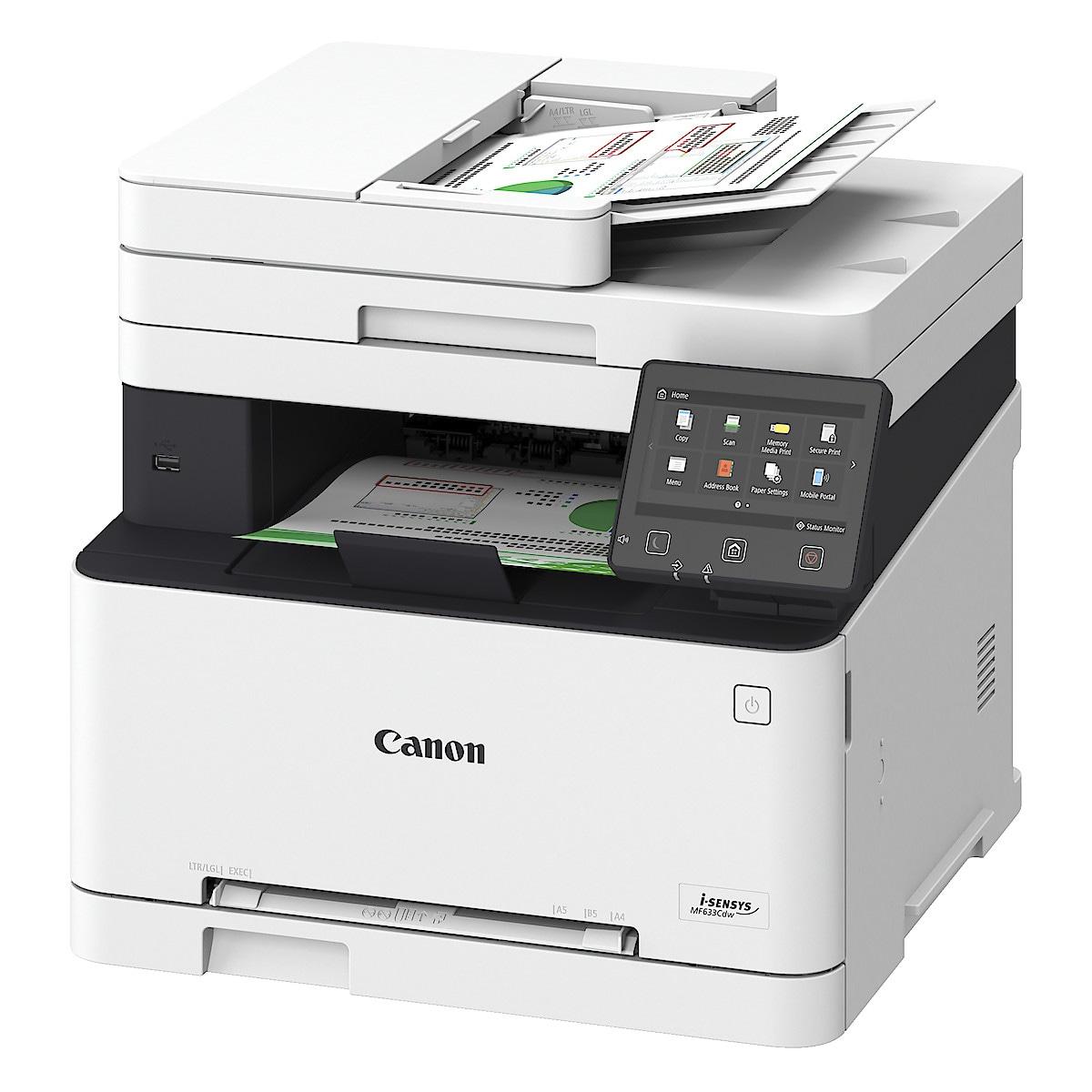 Färglaserskrivare Canon i-Sensys MF633CDW