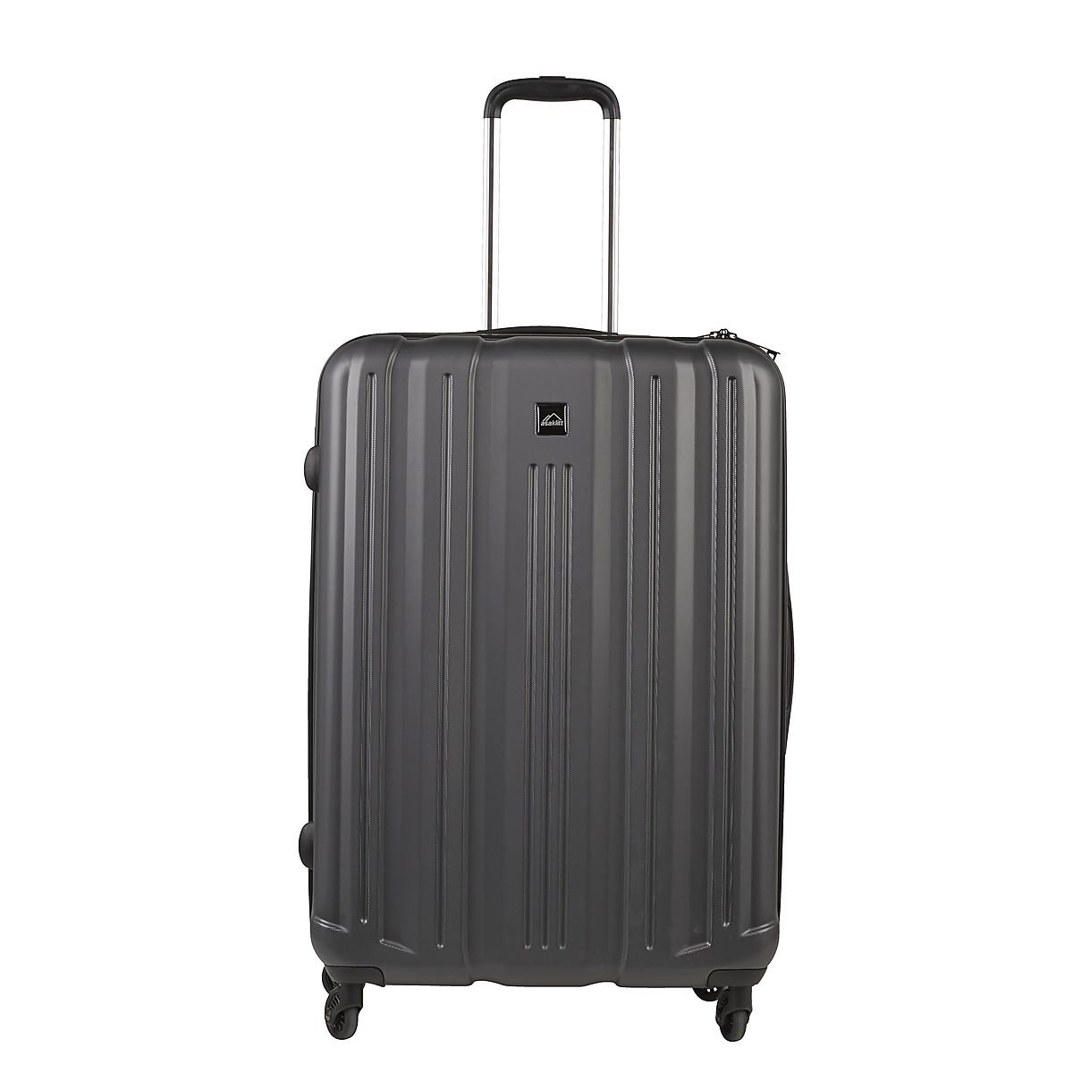 Resväska Asaklitt grå