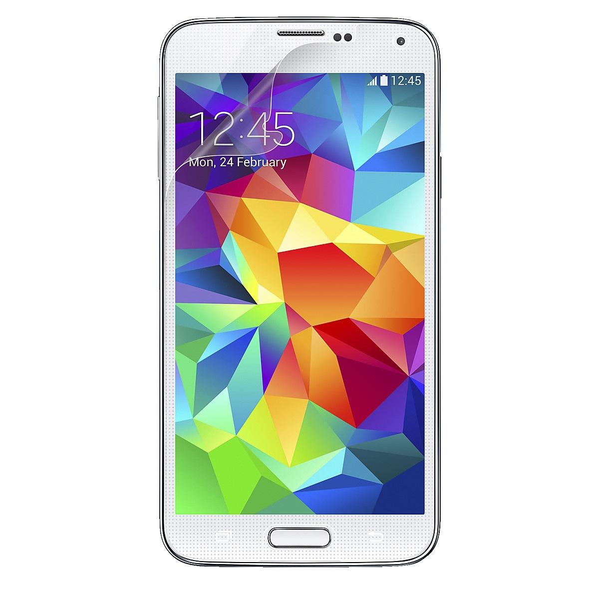Näytönsuojus Samsung Galaxy S5:lle, Belkin