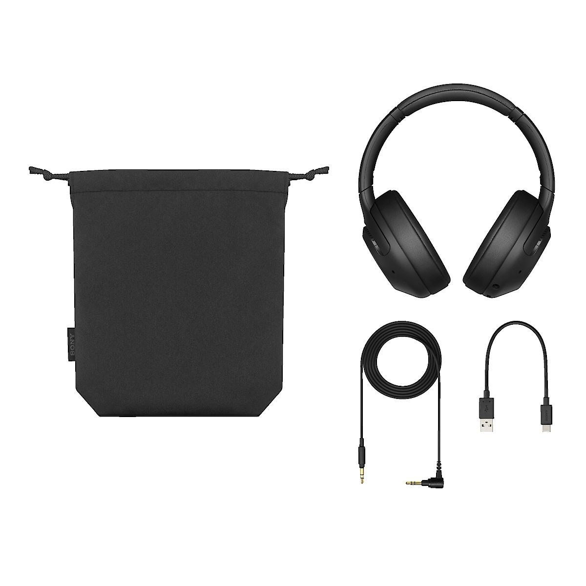Trådlösa brusreducerande hörlurar, Sony WH-XB900