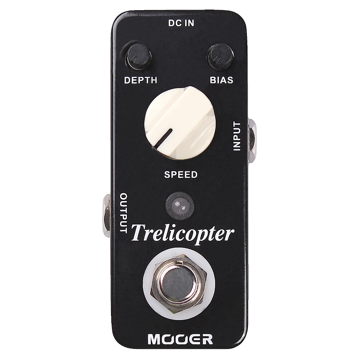 Pedal Mooer Trelicopter