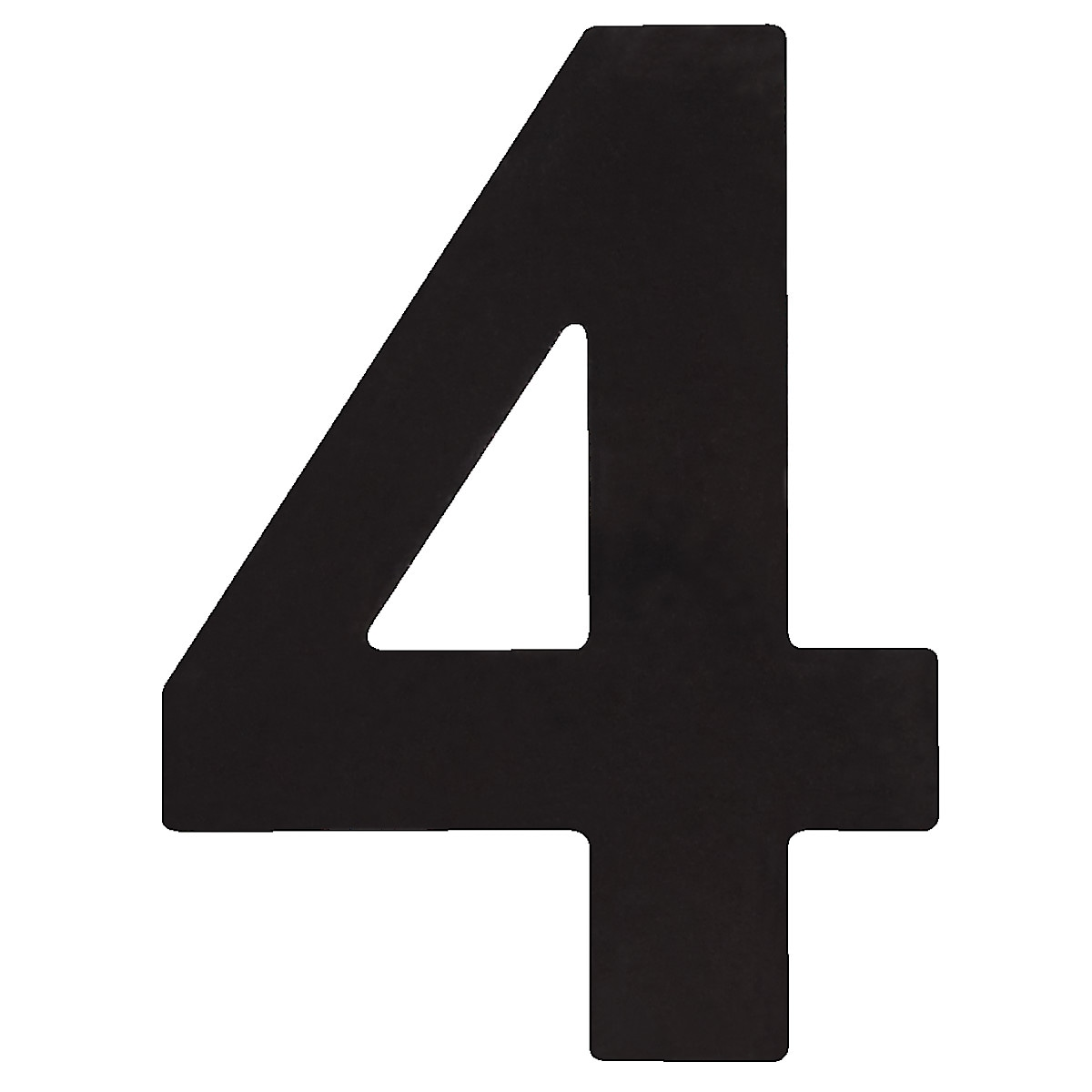 Advent numbers 1-4