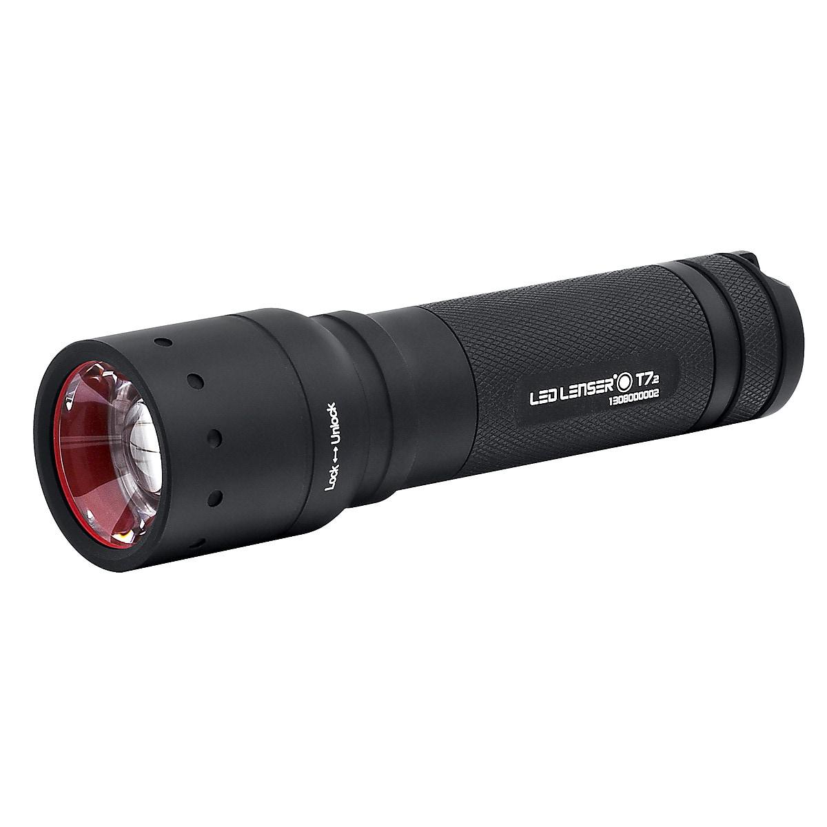 Ficklampa LED Lenser T7.2