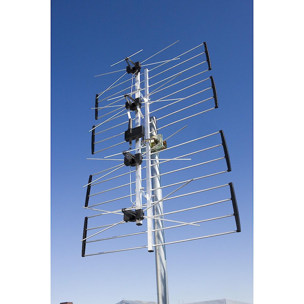 TV-antenne (gitterantenne)