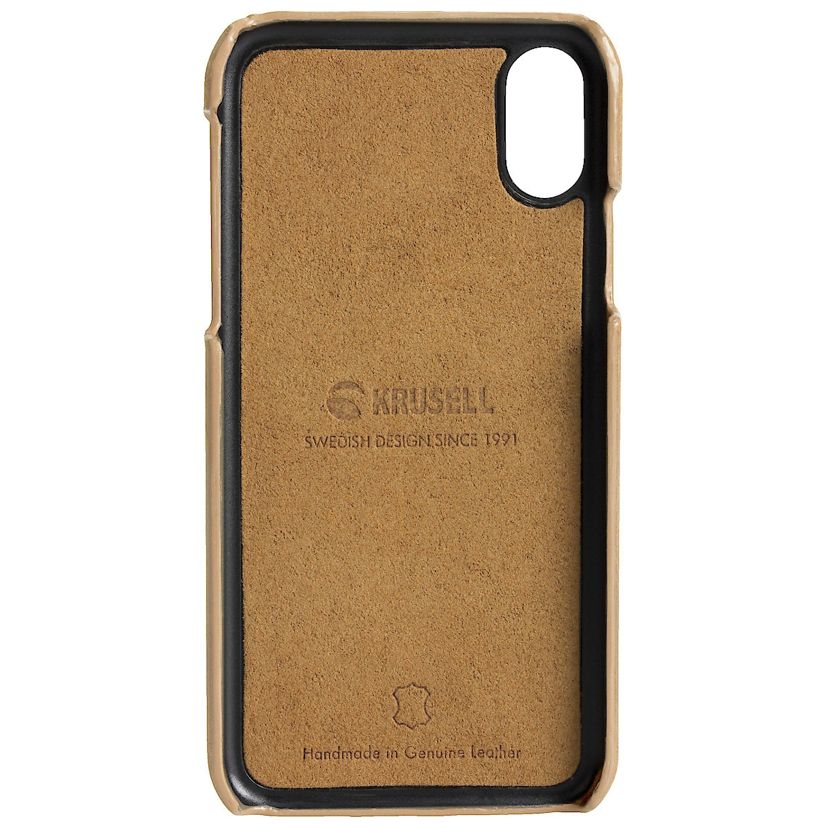 Krusell Sunne lommebokfutteral for iPhone X/XS