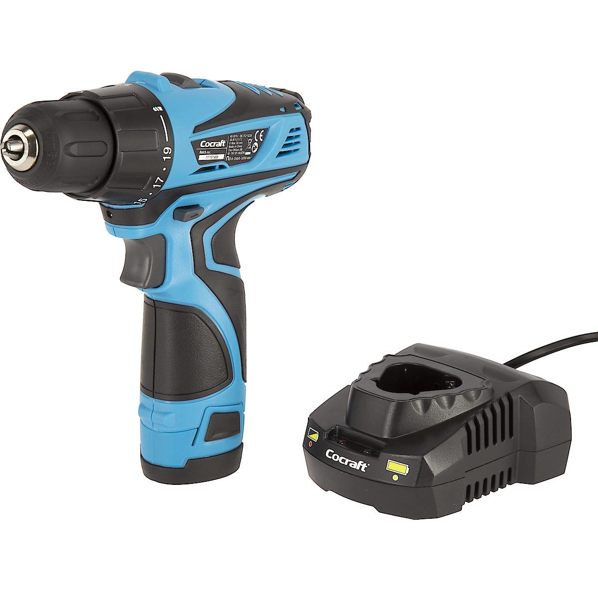 Cocraft HD 10,8-LI drill