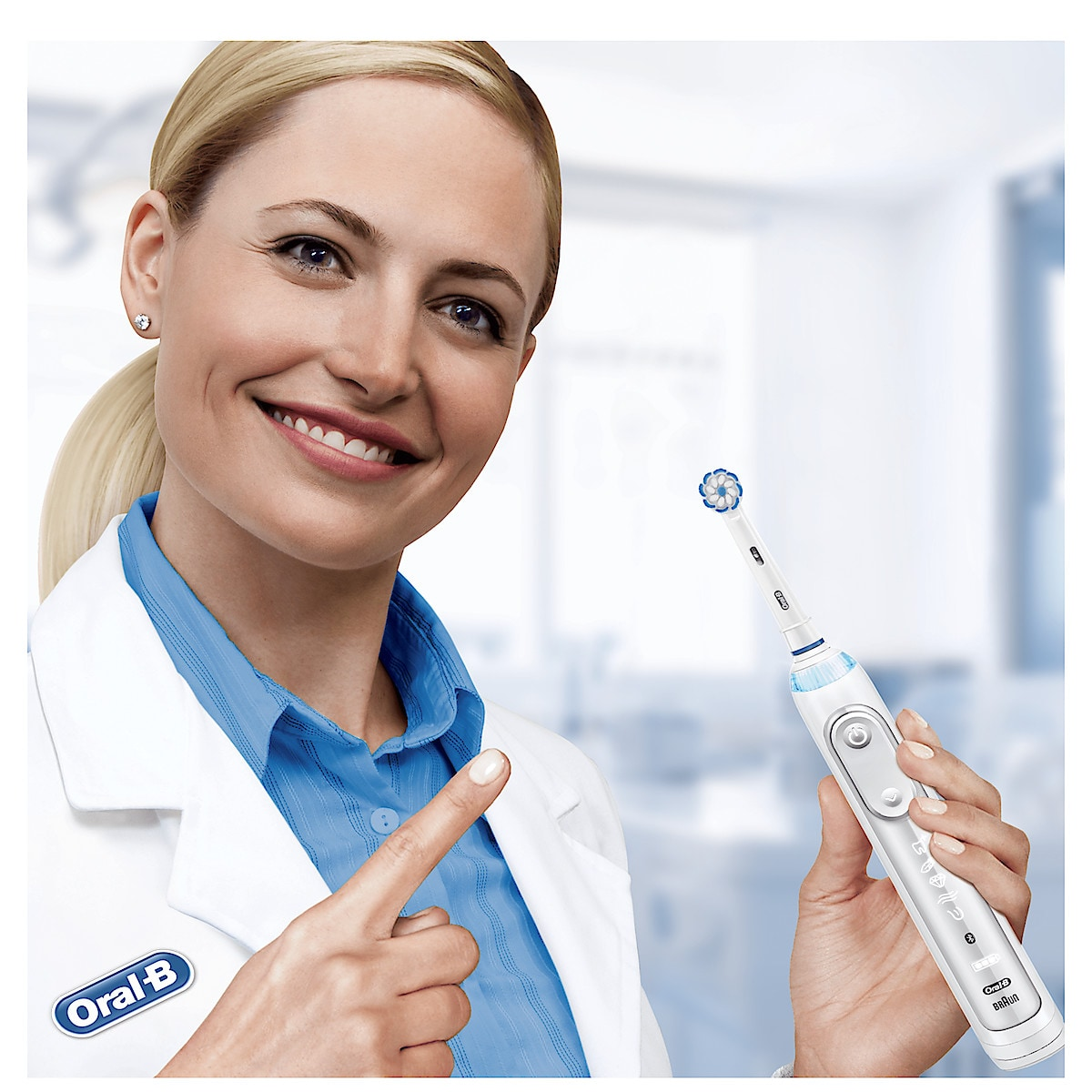 Oral-B Sensi Ultrathin, børstehoder 5-pk