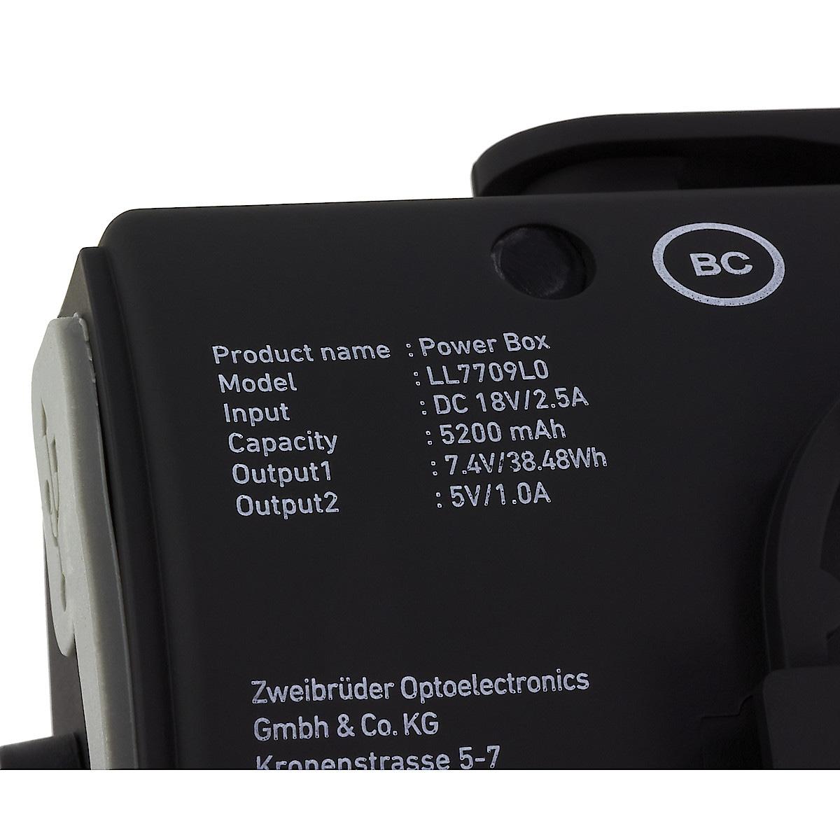Akku LED Lenser XEO19R