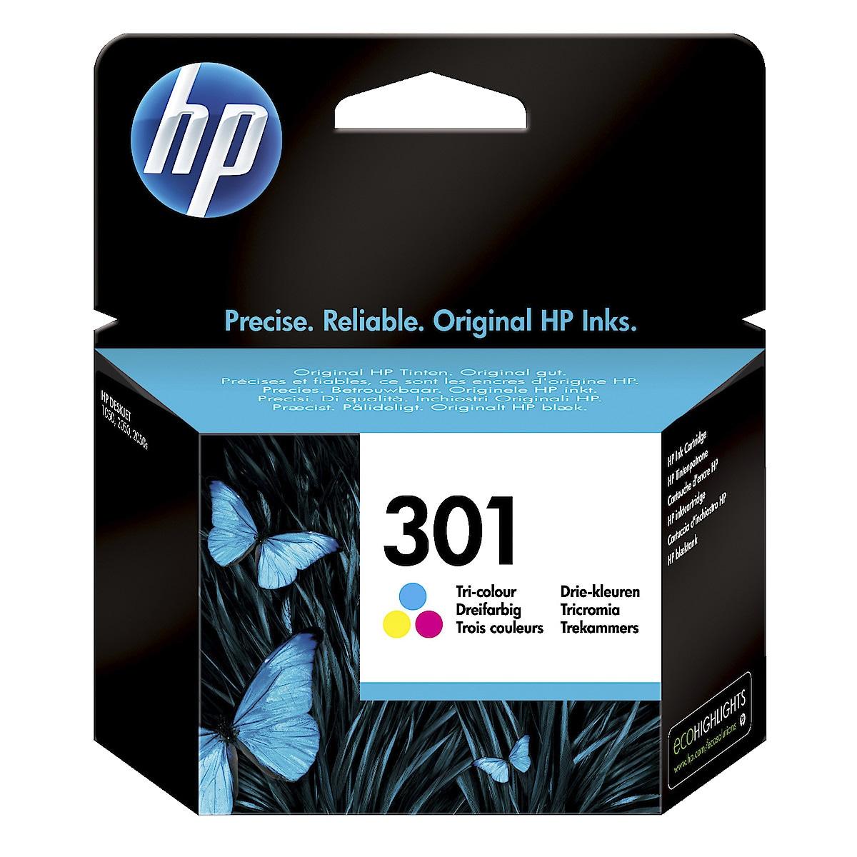 HP 301 blekkpatron