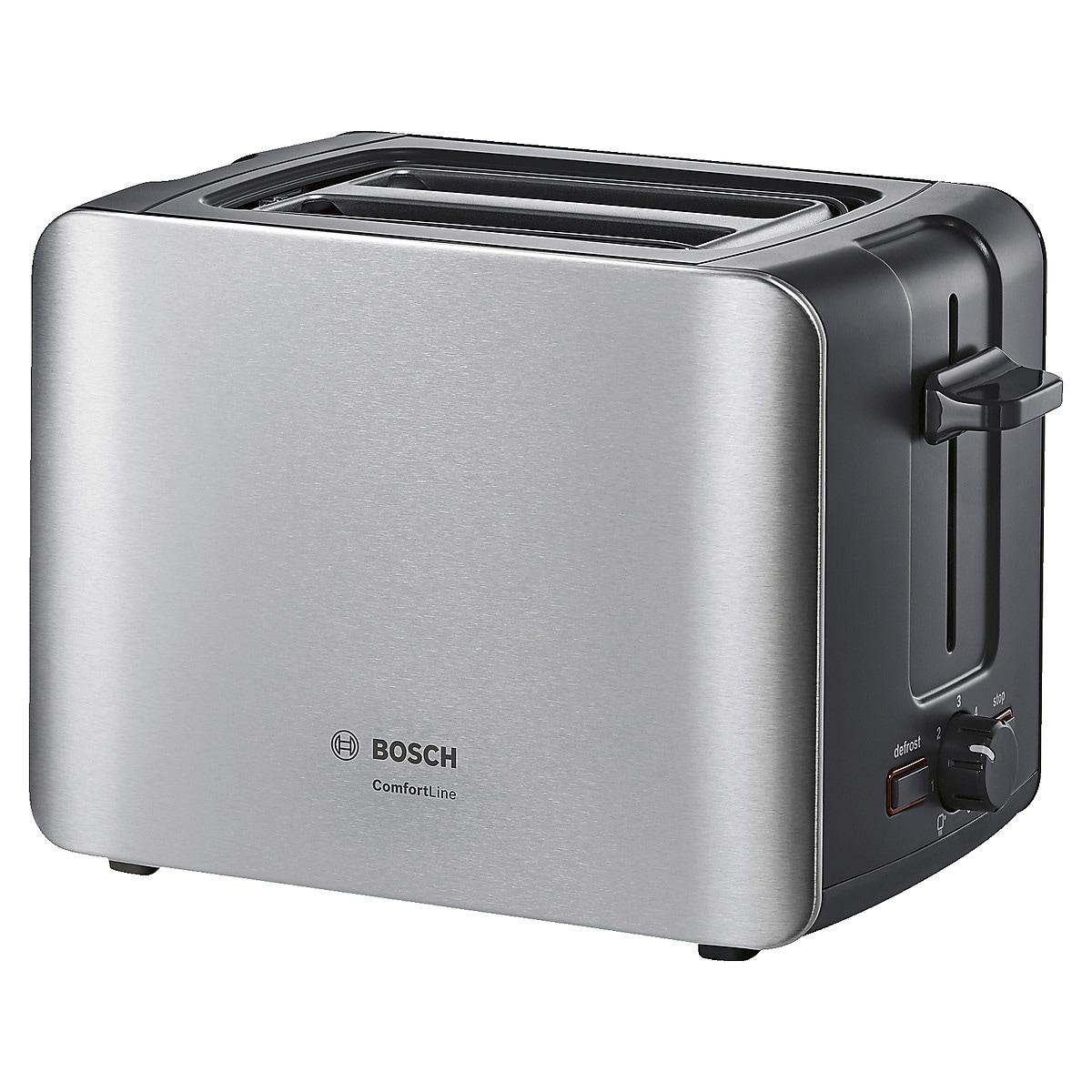 Brödrost 2 skivor Bosch ComfortLine TAT6A913