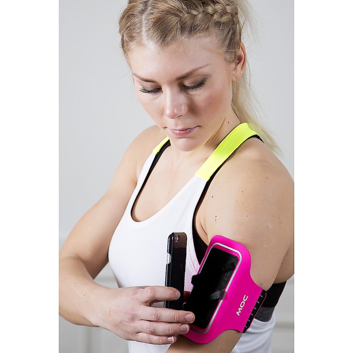 Sportarmband mit Quick Access, MOC