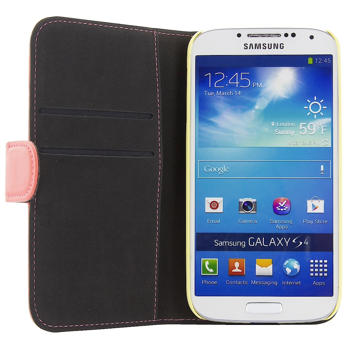 Holdit Wallet Case for Samsung Galaxy