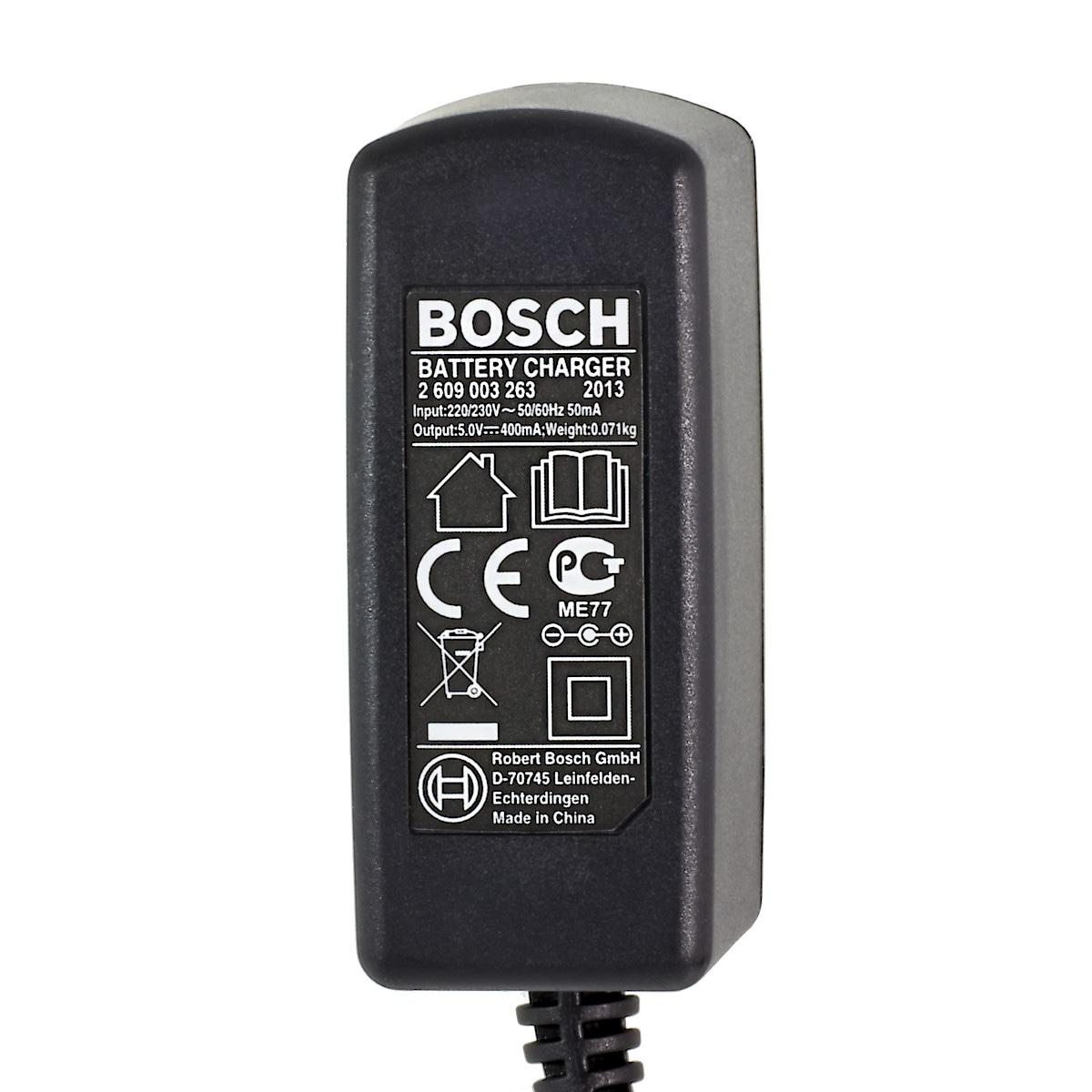 Bosch ISIO/PSR/PTK lader