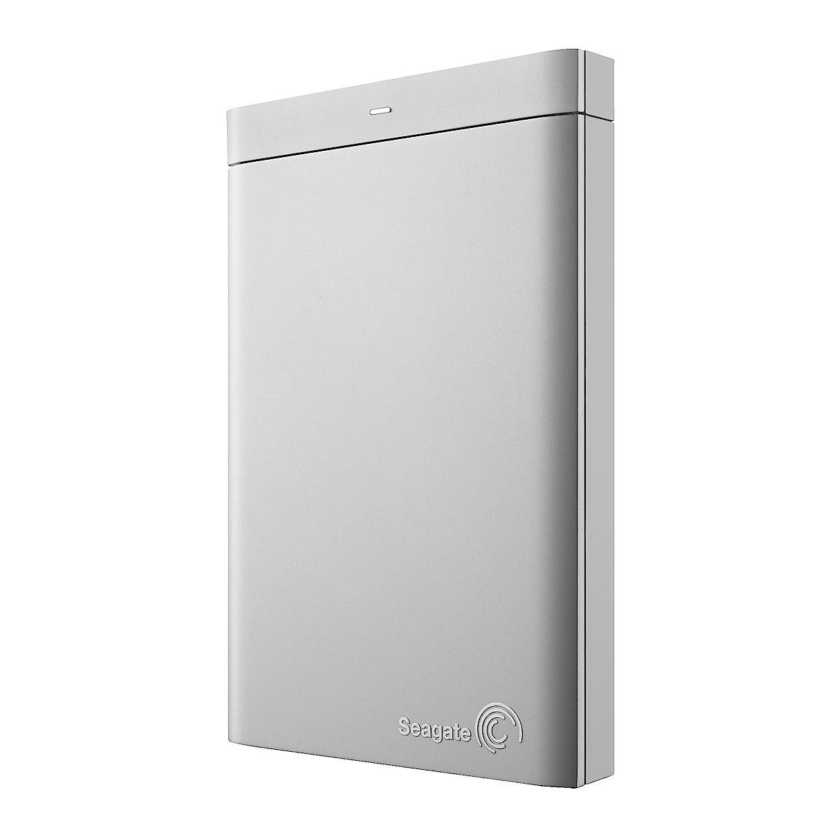 Extern hårddisk 1 TB, Seagate Backup Plus for Mac