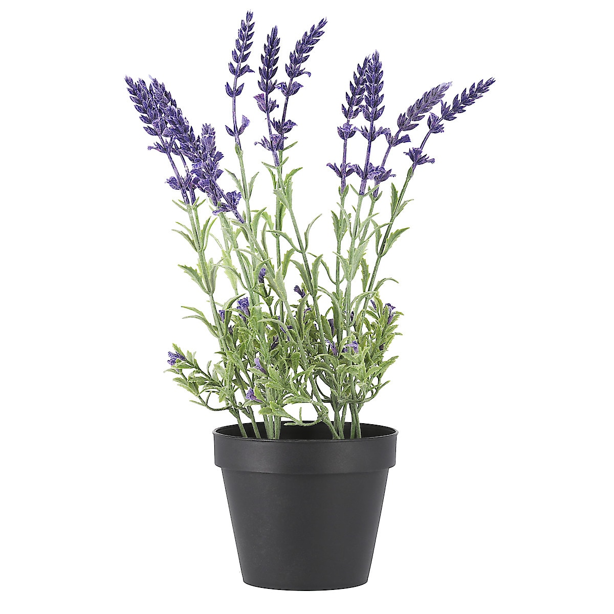 Artificial Potted Lavender